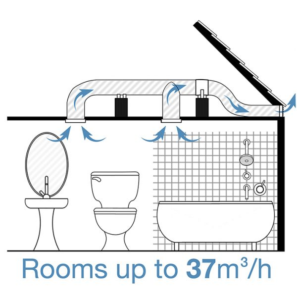 Dishwasher Make Electrical Connections According To Wiring Diagram moreover 14651453 in addition Wiring Diagram For Broan Vent Fan And Light together with Kit 6 Large Bathroom Kit 2 Intakes Tt 150 Up To 37m3 as well Furnace Bathroom Fan Interlock Help 54588. on bathroom vent timer switch