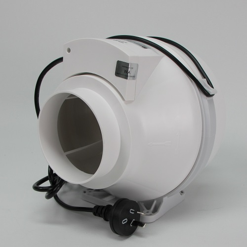 Axc centrifugal fan 100mm pure ventilation for In line centrifugal bathroom fan