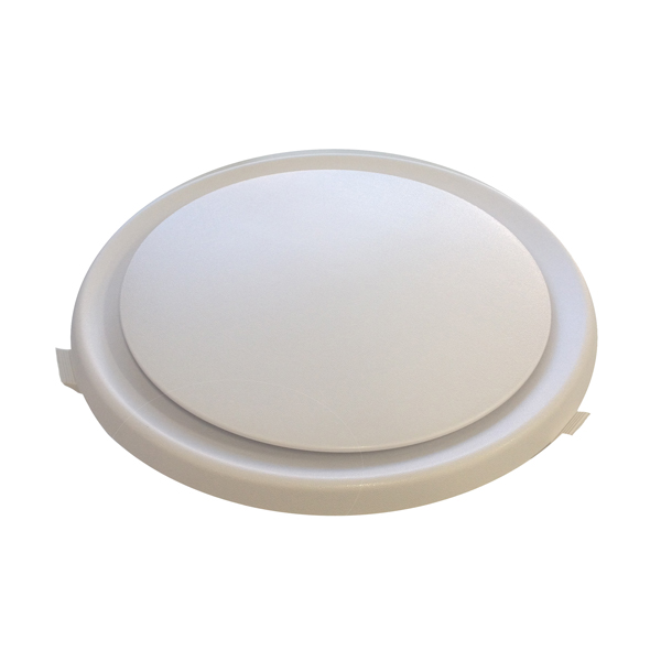 Vent Cone Ceiling 250mm Adjustable Airflow