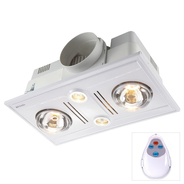 exhaust fan with light and heat lamp bathroom exhaust fan with ligh fans  heated bath exhaust fan light