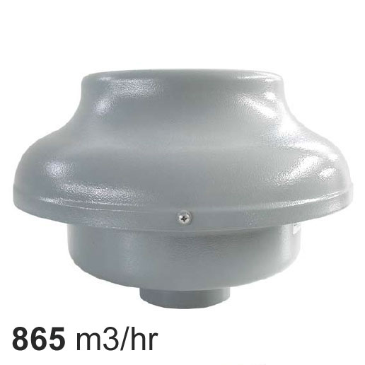 Mini Centrifugal Fan : Mini centrifugal roof fan motor only mm