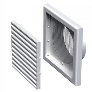 Vents - Indoor and Outdoor Mounted Vents