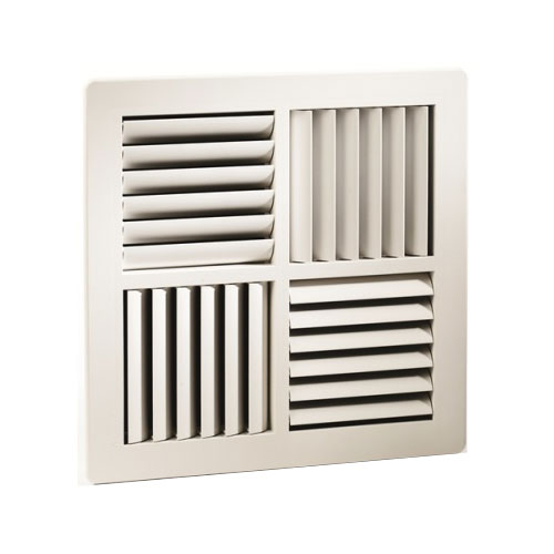 Multi Directional Square Air Conditioning Vent 300mm
