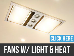 Bathroom exhaust fans pure ventilation 3 in 1 exhust fans mozeypictures