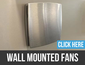 Wall Mounted Exhaust Fans