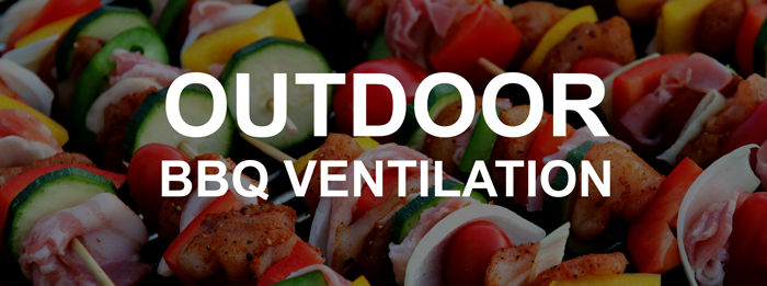 outdoor bbq ventilation