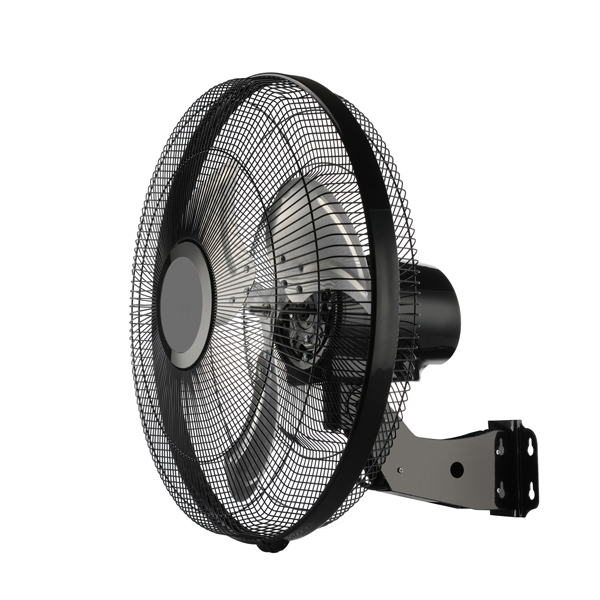 Wall Fan Industrial : Fanco dc semi commercial wall fan quot pure ventilation