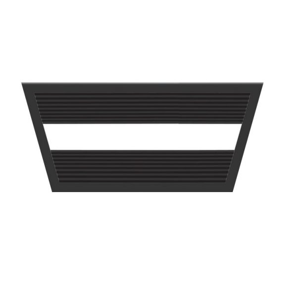 Sahara 3 In 1 Exhaust Fan By Ventair Black Pure